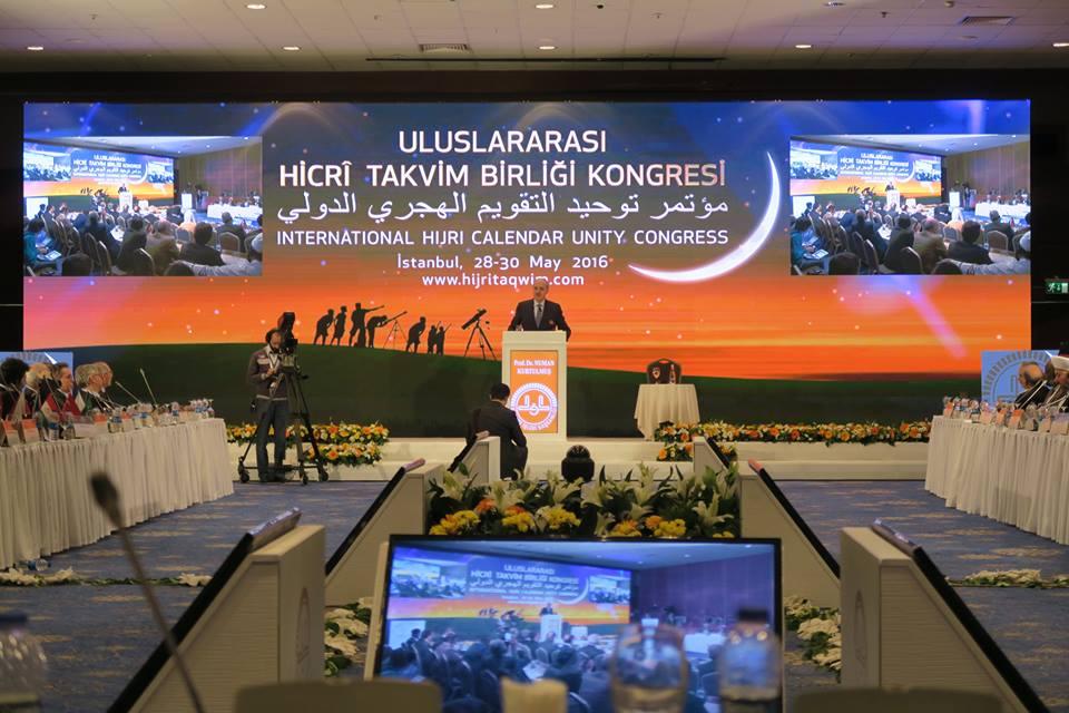 Photo of BERI SAMBUTAN KONGRES PENYATUAN KALENDER, YUSUF AL-QARADHAWI TEKANKAN PENTINGNYA KALENDER ISLAM TERPADU
