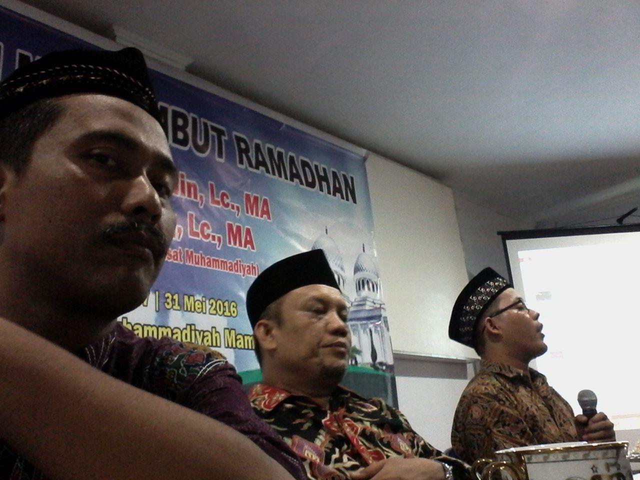 Photo of Awali Kegiatan di SulBar, Tim Sosialisasi MTT PP Muhammadiyah menuju Mamuju