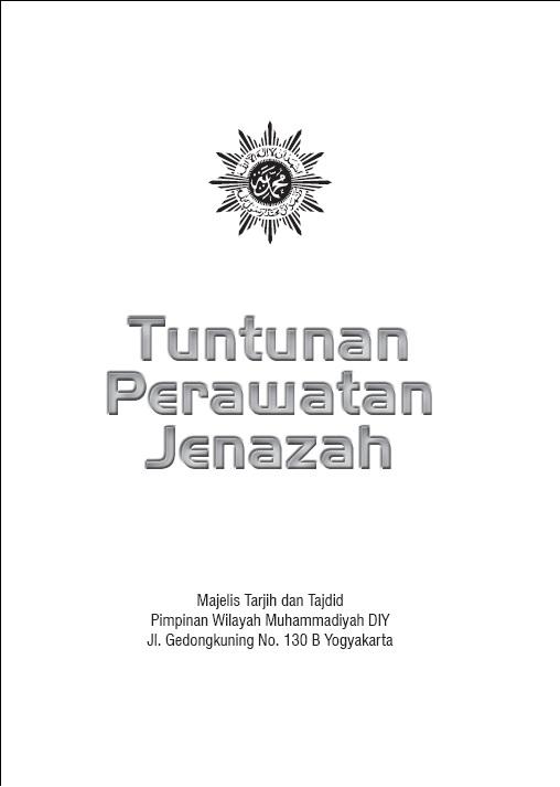 Photo of ebook Tuntunan Perawatan Jenazah oleh Majelis Tarjih & Tajdid PWM DIY