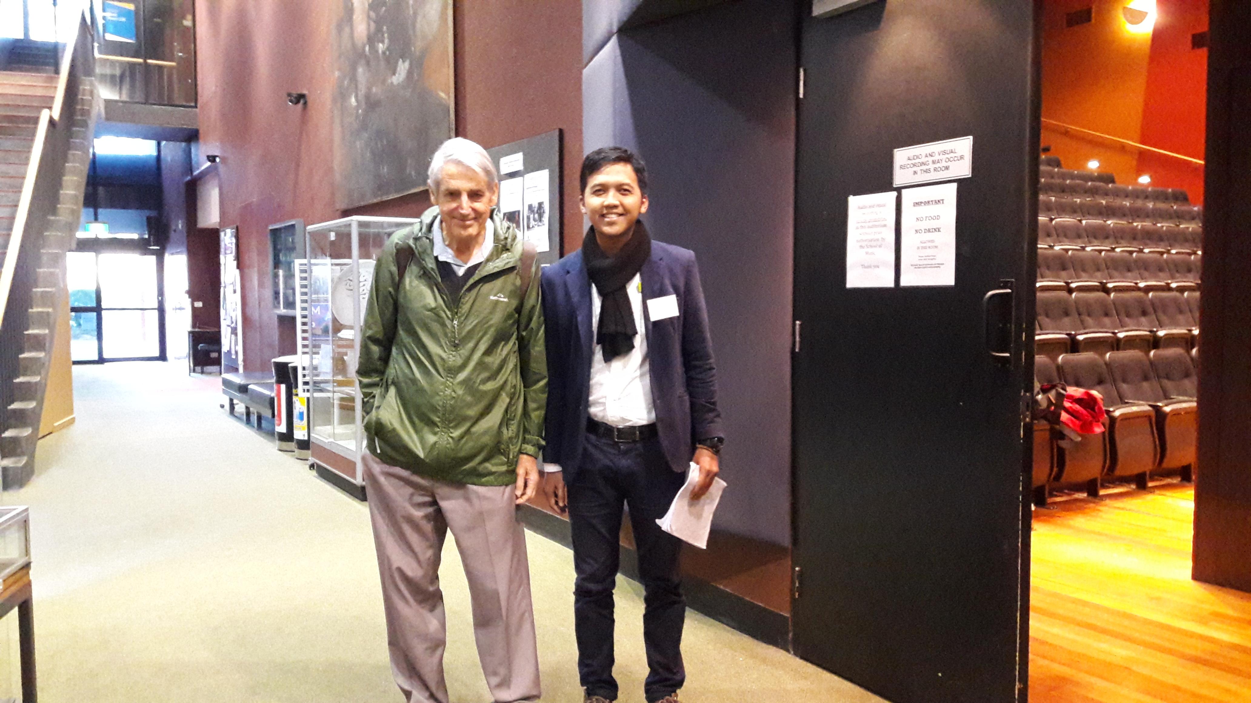 Photo of Alumni PUTM Sampaikan Paper Dalam Konferensi Internasional di Melbourne