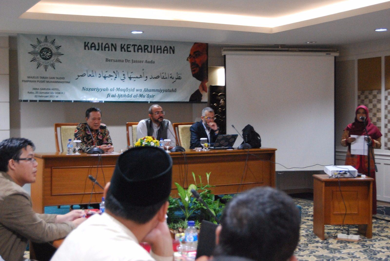 Photo of Islam Indonesia dan Majelis Tarjih Muhammadiyah dalam Kacamata Jasser Auda