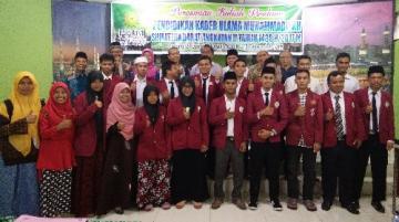 Photo of PWM Sumbar Resmikan Kuliah Perdana Pendidikan Kader Ulama Muhammadiyah (PKUM) Angkatan II