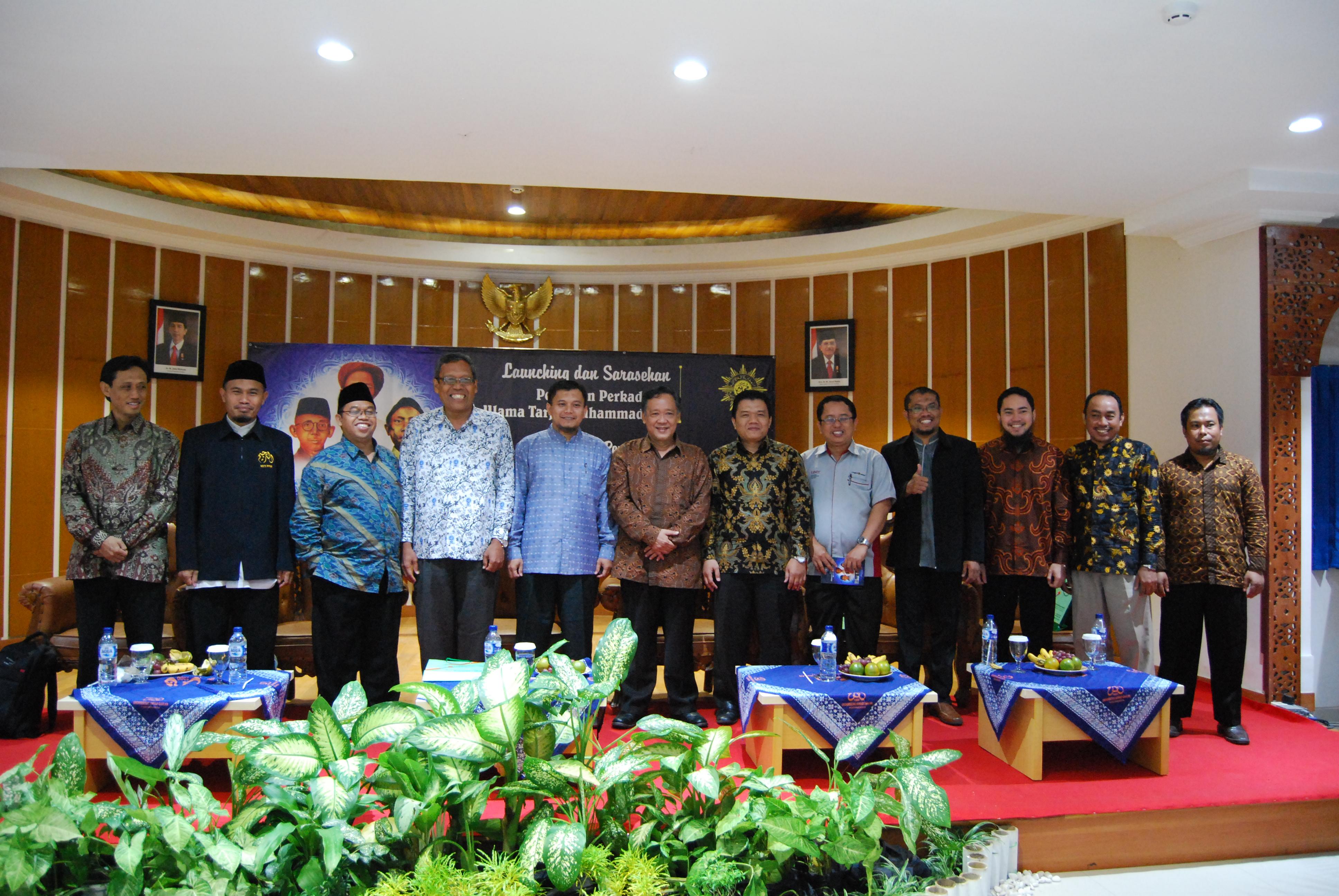 Photo of Berikut Ini Foto-foto Saat Launching dan Sarasehan Pedoman Perkaderan Ulama Tarjih Muhammadiyah