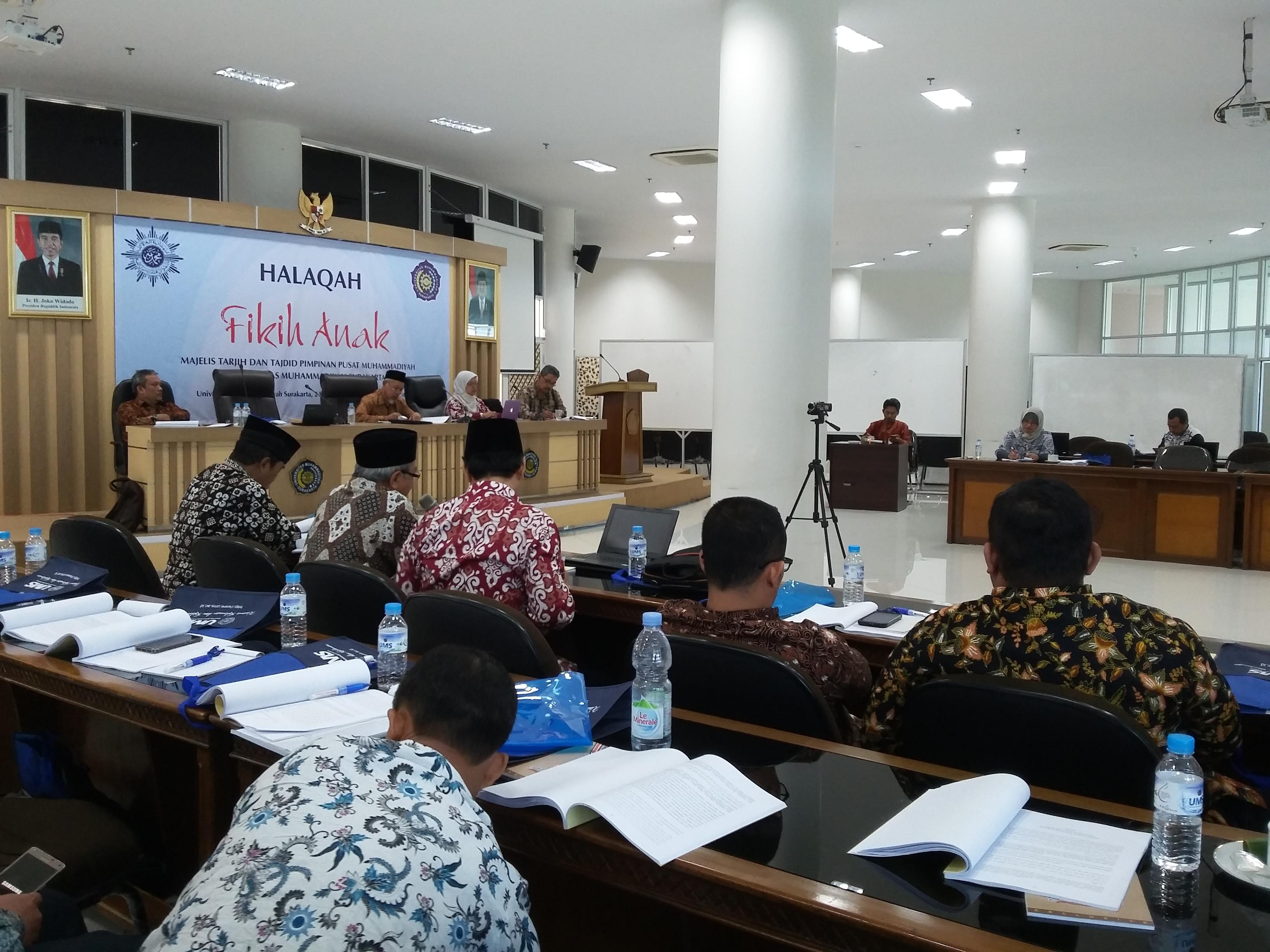 Photo of Persiapan Munas, Majelis Tarjih Adakan Halaqah Fikih Anak